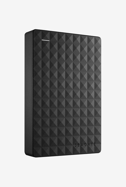 Seagate STEA4000400 4 TB Expansion External HDD (Black)