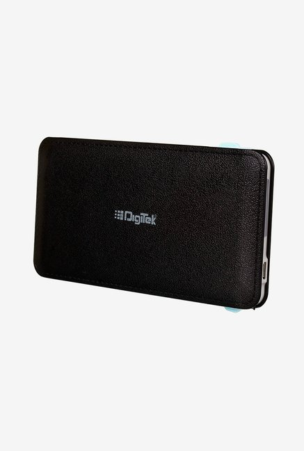 Digitek DIP6000 6000 mAh Power Bank (Black)