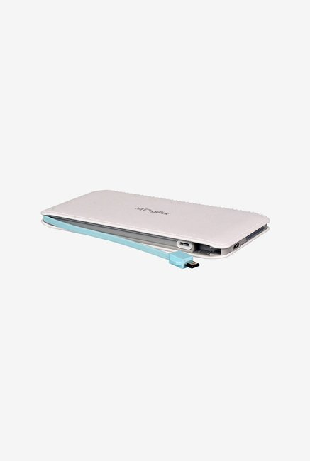 Digitek DIP6000 6000 mAh Power Bank (White)
