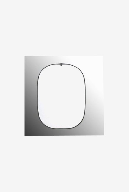 Ephoto 43X66-Inches Oval Collapsible Translucent (Black)