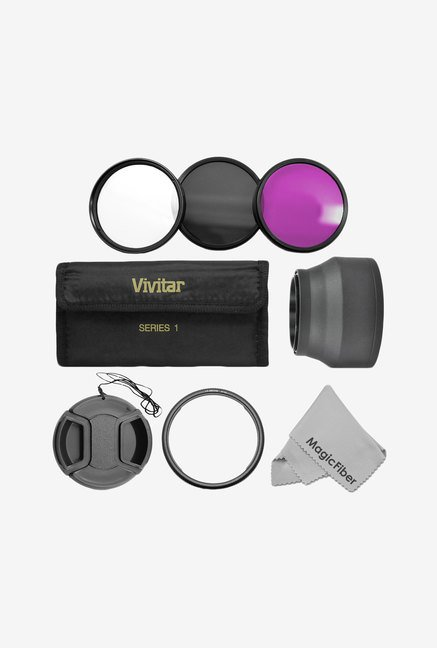 Accessory Kit For Canon Powershot Sx50 Hs Digital Camera