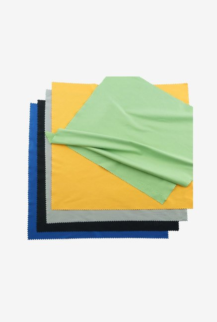 CamKix Cleaning Cloths 5 Packs (Multi)