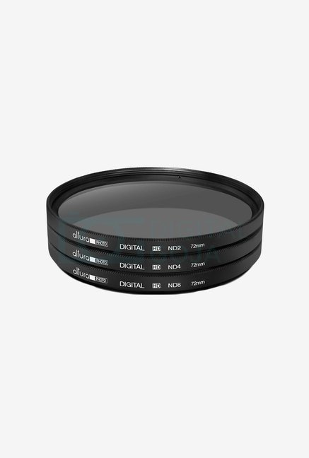 Altura Photo 72 mm Neutral Density Photography Filter Set
