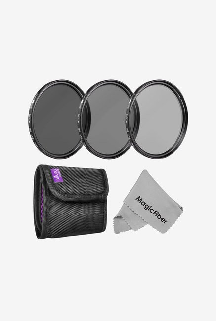 Altura Photo 77 mm Neutral Density Photography Filter Set