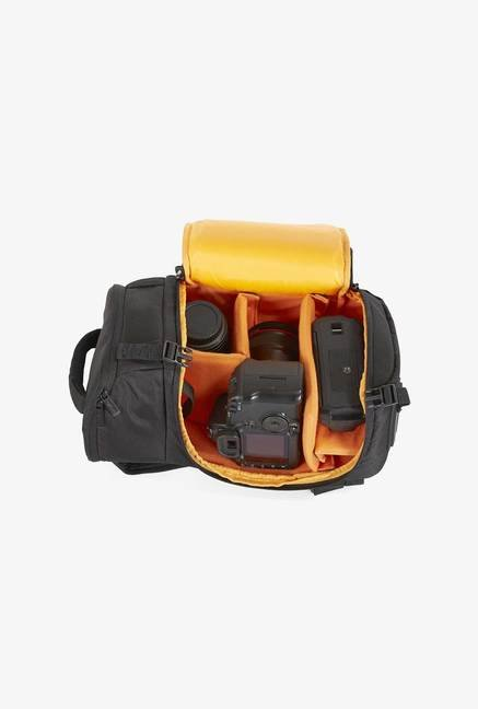 Amazonbasics Sling Backpack For SLR Cameras - Black
