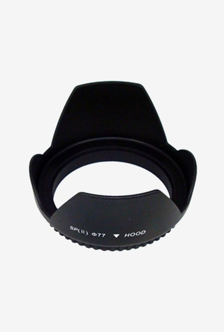 Dopo 77 mm Digital Camera Lens Hood (Black)
