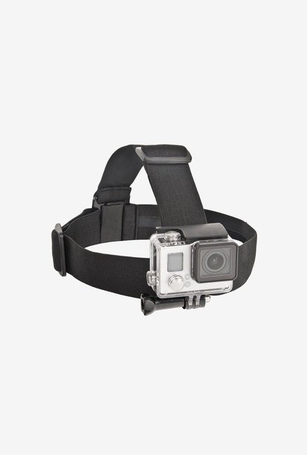 Bower Xtreme Action XAS-EHS Elastic Head Strap for GoPro