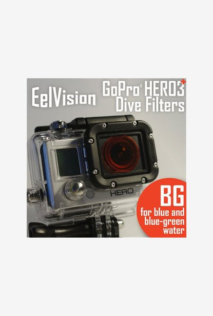Eelvision Gopro Hero3 Red Filter (Black)