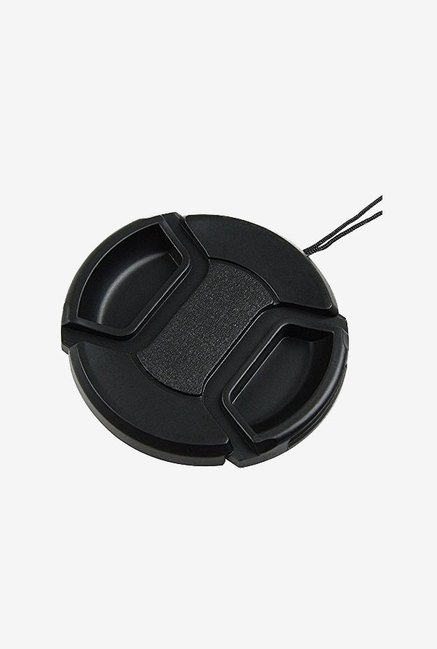 Eforcity 58Mm Lens Cap Cover for Canon (Black)