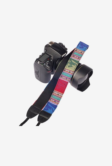Eggsnow Camera Shoulder Neck Strap Vintage Belt (Multi)