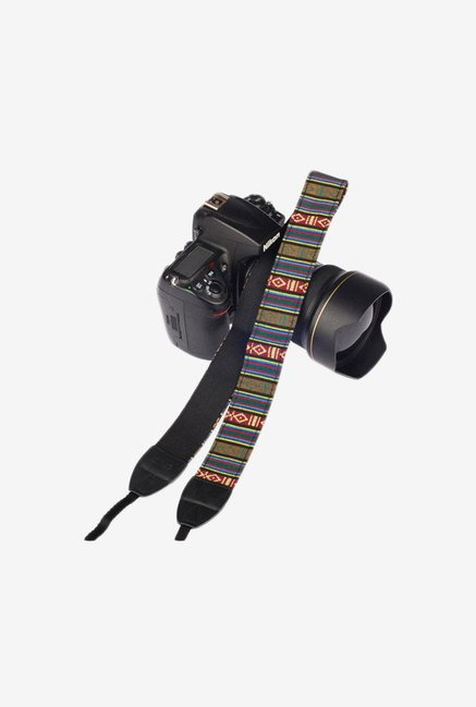 Eggsnow DSLR SLR Camera Neck Shoulder Straps Belt (Multi)