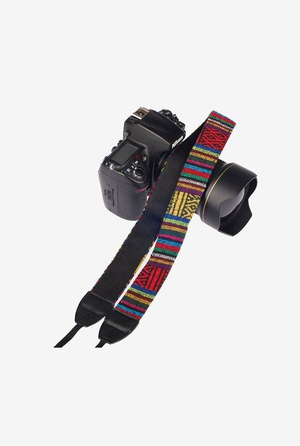 Eggsnow Camera Shoulder Neck Strap Belt (Multi Green)