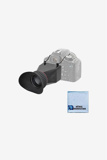 Elite Series 3.4X Magnification Lcd Viewfinder (Black)