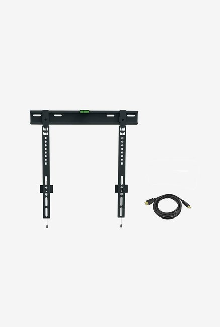 Ematic 23-46 In. Tv Wall Mount Kit With Hdmi Cable (Black)