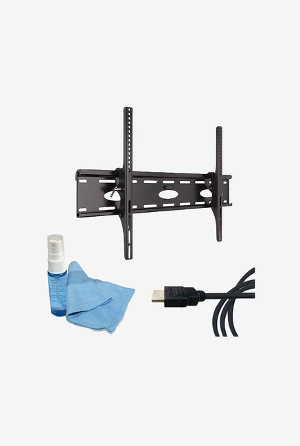 Ematic Fixed/Tilt Wall Mount Kit Hdmi Cable (Black)