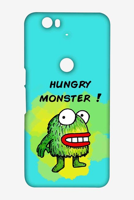 Kritzels Hungry Monster Case for Huawei Nexus 6P