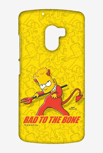 Simpsons Bad To The Bone Case for Lenovo K4 Note