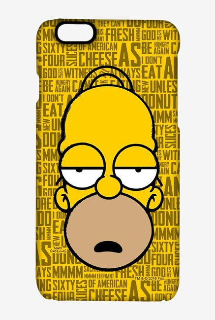 Simpsons Homer Says Case for iPhone 6s