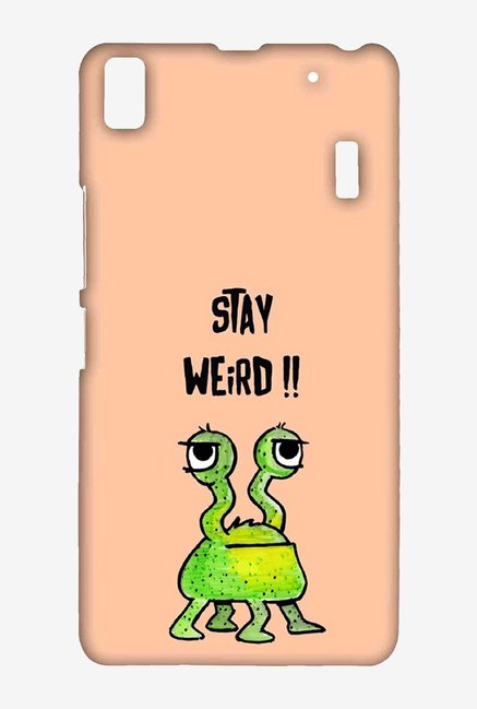 Kritzels Stray Weird Case for Lenovo K3 Note
