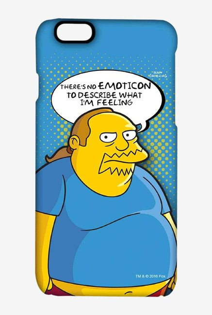 Simpsons Comic Guy Case for iPhone 6s