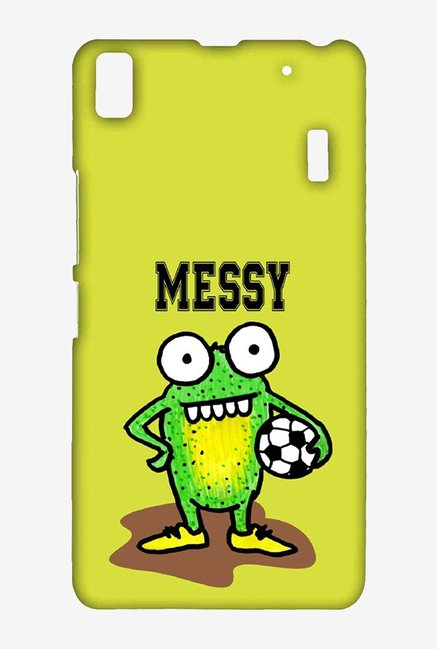 Kritzels Messy Case for Lenovo K3 Note