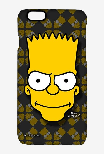 Simpsons Bartface Case for iPhone 6s