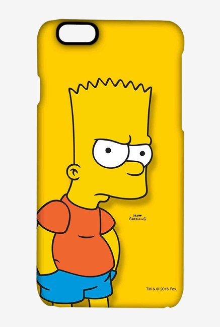 Bart Simpson Case for iPhone 6s