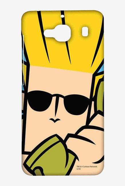 Johnny Bravo On The Phone Case for Xiaomi Redmi 2