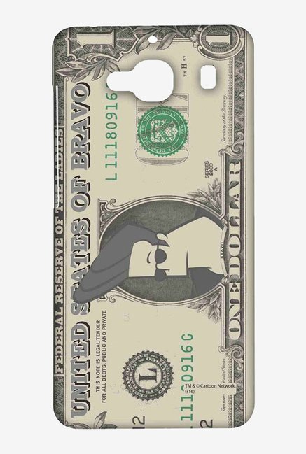 Johnny Bravo Million Dollor Boy Case for Xiaomi Redmi 2