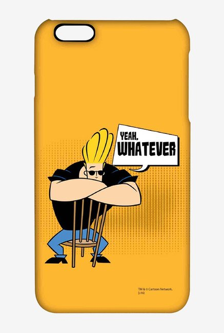 Johnny Bravo Yeah Whatever Case for iPhone 6 Plus