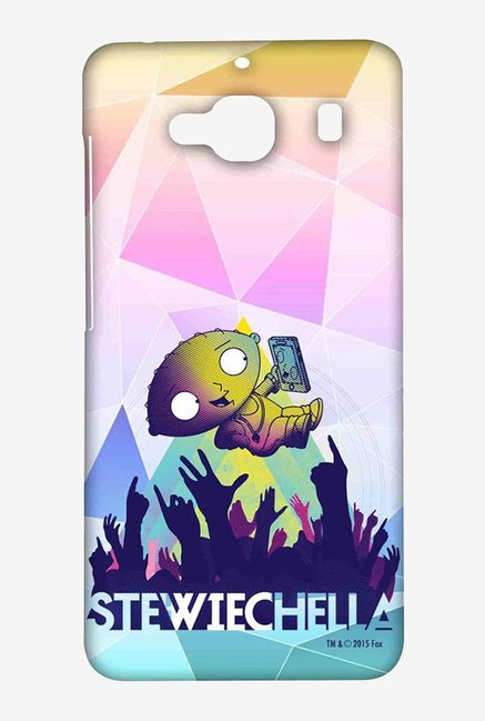 Family Guy Quahog Music Fest Case for Xiaomi Redmi 2