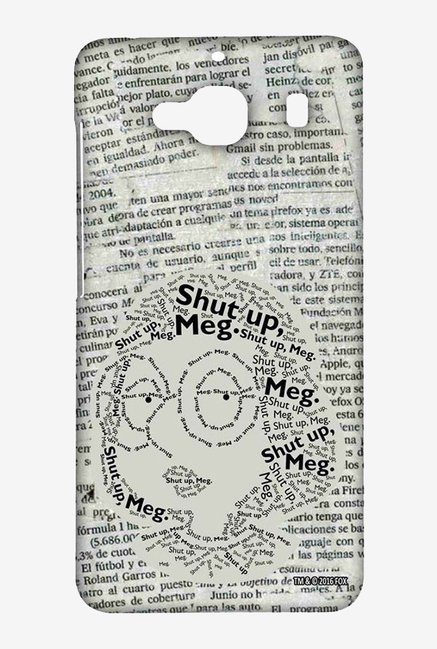 Family Guy Shut Up Meg Case for Xiaomi Redmi 2