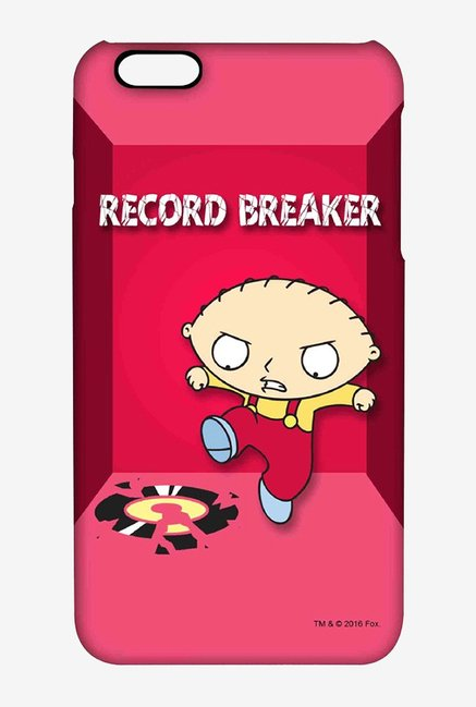 Family Guy Record Breaker Case for iPhone 6 Plus