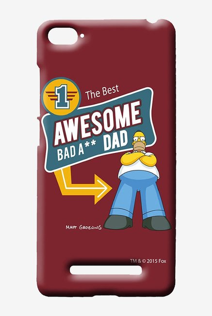 Simpsons Awesome Dad Case for Xiaomi Mi4i