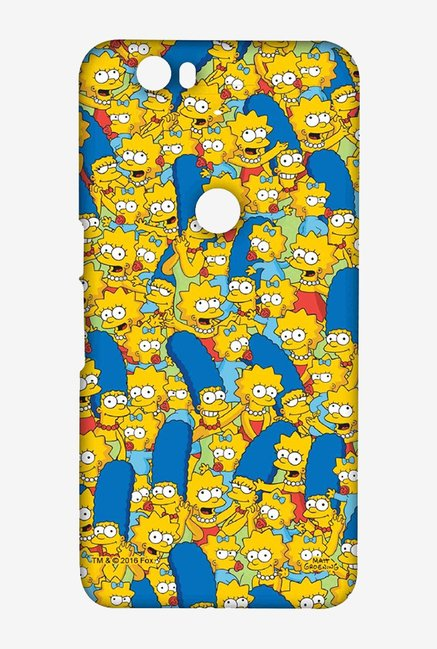 Simpsons Pattern Case for Huawei Nexus 6P