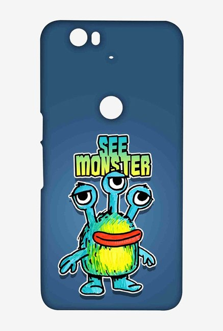 Kritzels See Monster Case for Huawei Nexus 6P