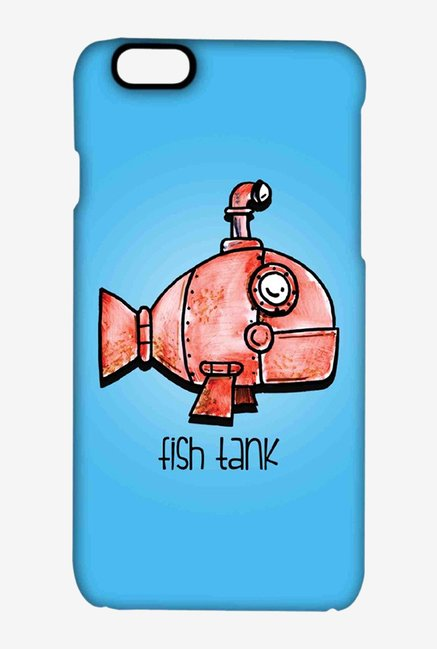 Kritzels Fish Tank Case for iPhone 6
