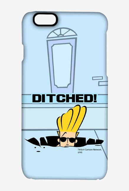 Johnny Bravo Ditched Case for iPhone 6
