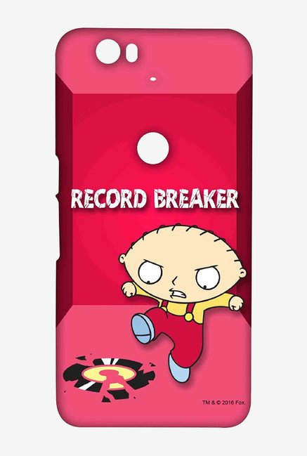 Family Guy Record Breaker Case for Huawei Nexus 6P