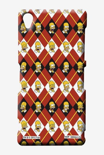 Simpsons Homer Moods Case for Sony Xperia Z3