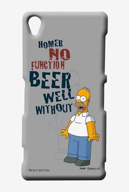Simpsons Homers Poison Case for Sony Xperia Z3