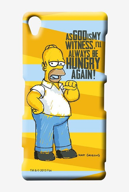 Simpsons Hungry Homer Case for Sony Xperia Z3