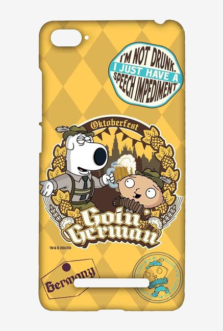 Family Guy Going German Case for Xiaomi Mi4i