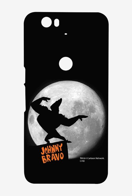 Johnny Bravo On The Moon Case for Huawei Nexus 6P