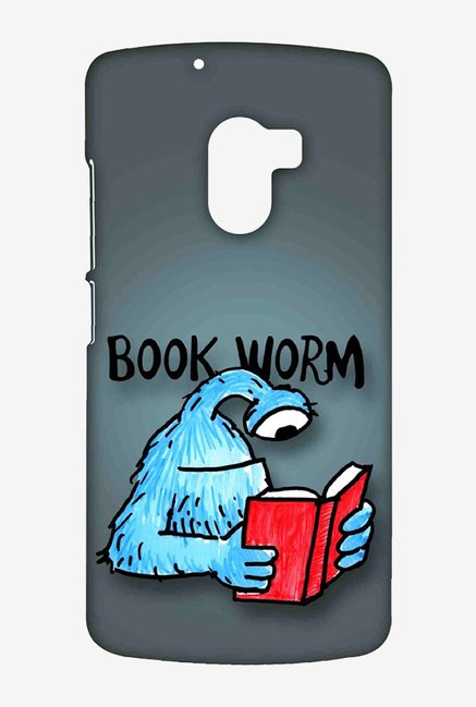 Kritzels Book Worm Case for Lenovo K4 Note