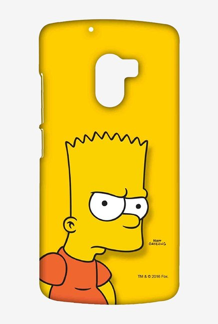 Bart Simpson Case for Lenovo K4 Note