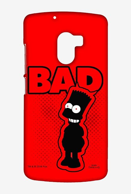 Simpsons Bad Case for Lenovo K4 Note