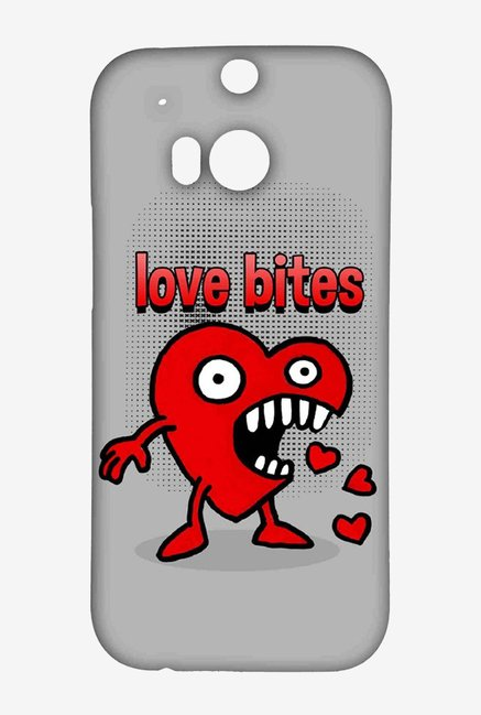 Kritzels Love Bites Case for HTC One M8