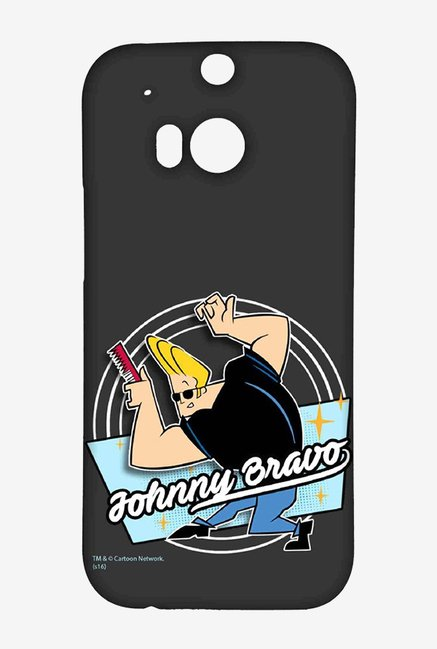 Johnny Bravo Old School Case for HTC One M8