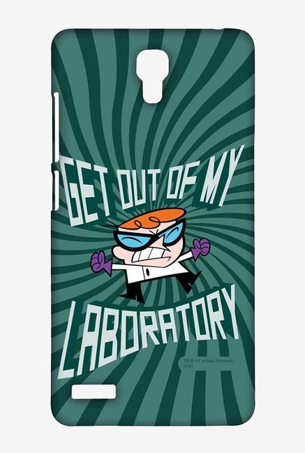 Dexter Get Out Case for Xiaomi Redmi Note 4G